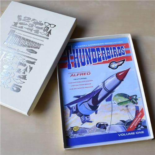 Thunderbirds Personalised Comic Book Volume 1